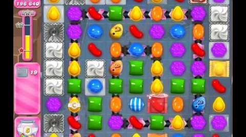 Candy Crush Saga Level 1853 - NO BOOSTERS