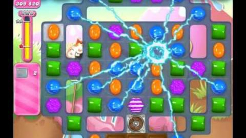Candy Crush Saga Level 2242 - NO BOOSTERS