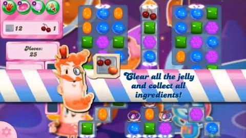 Candy Crush Saga Level 2637 NO BOOSTERS