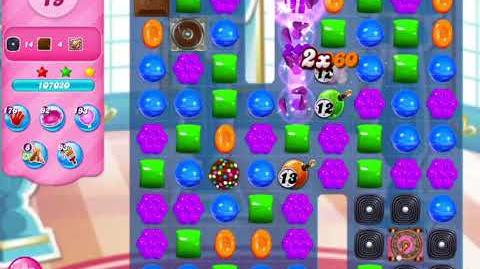 Candy Crush Saga Level 3134 NO BOOSTERS (28 moves)
