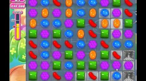 Candy Crush Saga Level 648