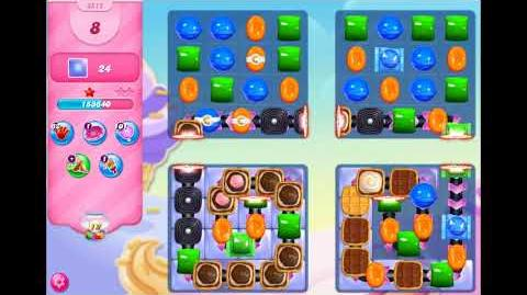 Candy Crush Saga - Level 3512 - No boosters ☆☆☆