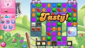 Candy Crush Saga - Level 4486 - No boosters ☆☆☆