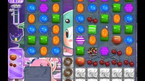 Candy Crush Saga Dreamworld Level 376 (Traumwelt)