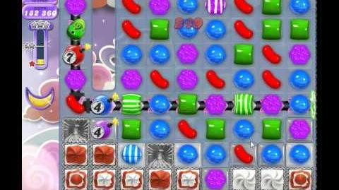 Candy Crush Saga Dreamworld Level 562 (No booster, 3 Stars)