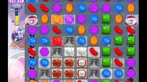 Candy Crush Saga Dreamworld Level 565 (Traumwelt)