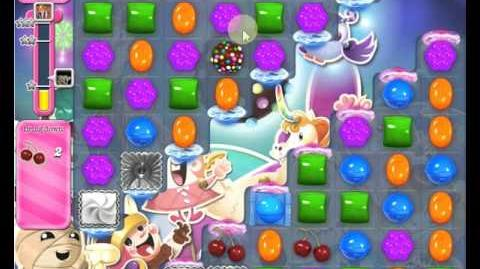 Candy Crush Saga LEVEL 1403 new version (15 moves)