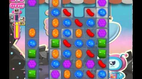 Candy Crush Saga Level 103 - 3 Star - no boosters