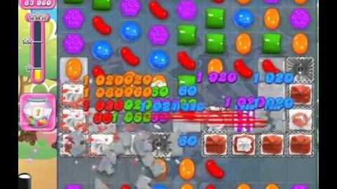 Candy Crush Saga Level 1361