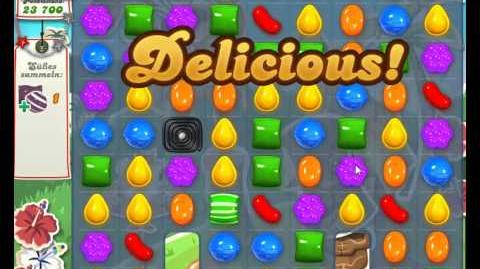 Candy Crush Saga Level 190