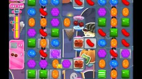 Candy Crush Saga Level 2047 ( New with 35 Moves ) No Boosters 3 Stars