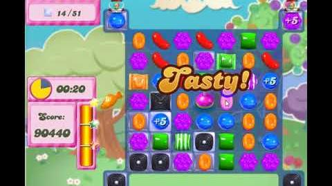 Candy Crush Saga Level 2700plus Group Level 2795 NO BOOSTERS 3star Update 260917