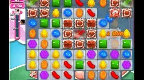 Candy Crush Saga Level 285 ★★
