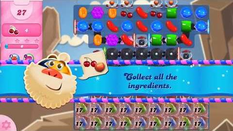 Candy Crush Saga Level 3076 NO BOOSTERS