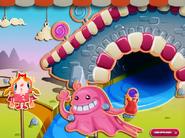 Bubblegum Troll stole her candies