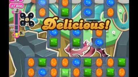 Candy Crush 31 - With ONE MOVE - 3 Stars-0