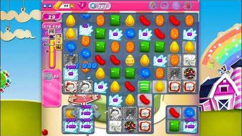 Candy Crush Saga - Level 201 - No boosters ☆☆☆ Top Score