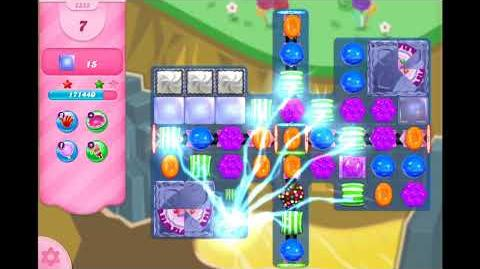 Candy Crush Saga - Level 2853 - No boosters ☆☆☆