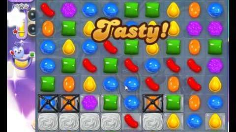 Candy Crush Saga Dreamworld Level 25 (Traumland)