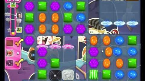 Candy Crush Saga LEVEL 2048 NO BOOSTERS (25 moves)
