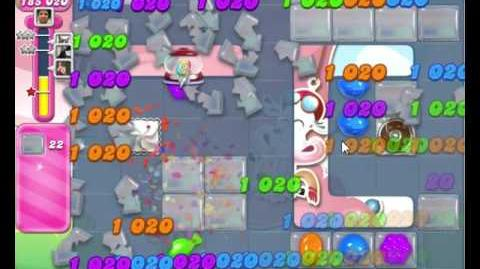 Candy Crush Saga LEVEL 2300 NO BOOSTERS