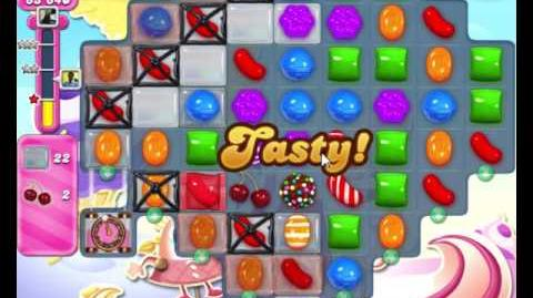 Candy Crush Saga LEVEL 2323 NO BOOSTERS