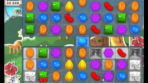 Candy Crush Saga Level 197