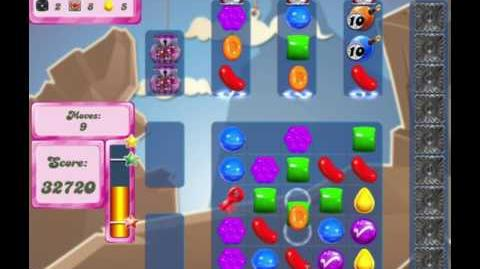 Candy Crush Saga Level 2719 NO BOOSTERS