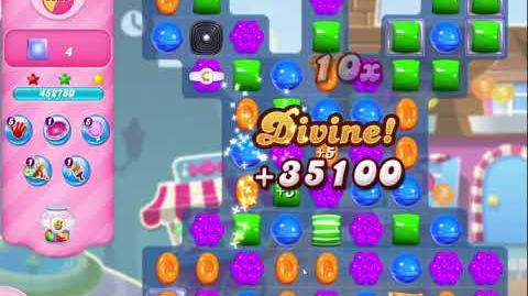 Candy Crush Saga Level 2942 NO BOOSTERS (second version)