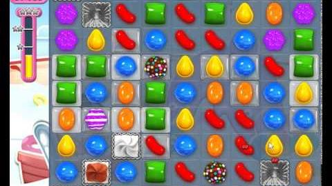 Candy Crush Saga Level 608 NEW No Boosters