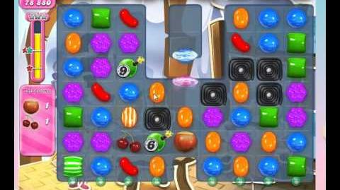 Candy crush saga level - 817 (No Booster)
