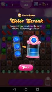 Color Streak Intro