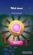 Fairy Fair Blue Candy Reward