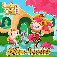 New levels released 159