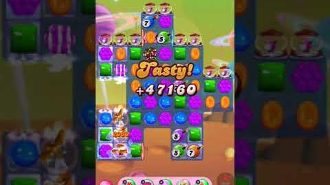 Candy Crush Level 2640