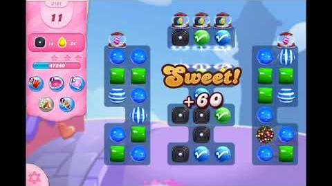 Candy Crush Saga - Level 3101 ☆☆☆