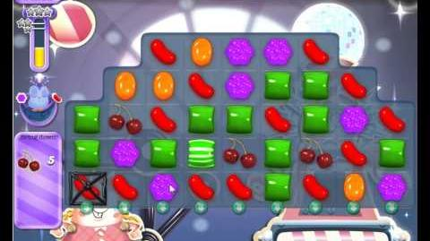 Candy Crush Saga Dreamworld Level 15 (Traumland)