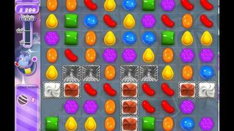 Candy Crush Saga Dreamworld Level 186 No Booster