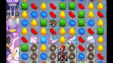 Candy Crush Saga Dreamworld Level 470 (Traumwelt)