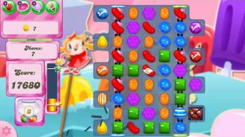 Candy Crush Saga LEVEL 2451 NO BOOSTERS