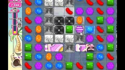 Candy Crush Saga Level 115 - 2 Star - no boosters