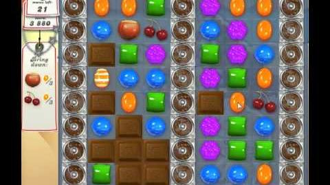 Candy Crush Saga Level 160 - NO BOOSTER