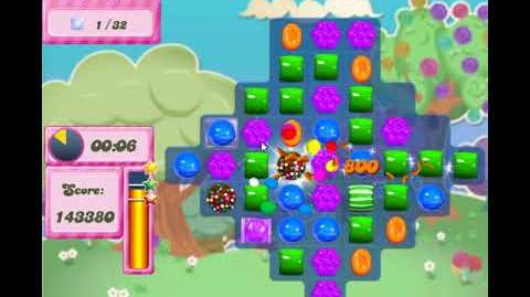 Candy Crush Saga Level 2700+ Group -- level 2793 -- Timed level-- No boosters ☆☆☆