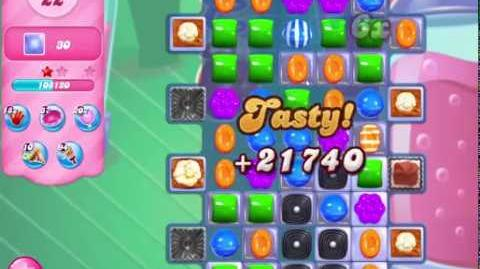 Candy Crush Saga Level 2999 NO BOOSTERS (second version)