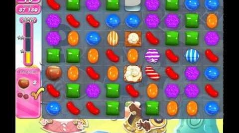 Candy Crush Saga Level 790 (No booster, 3 Stars)