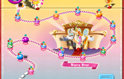 Sugary Stage Map