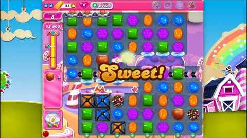 Candy Crush Saga - Level 2756 - No boosters ☆☆☆