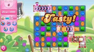 Candy Crush Saga - Level 4483 - No boosters ☆☆☆