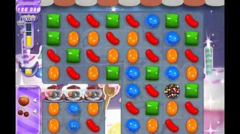 Candy Crush Saga Dreamworld Level 357 (3 star, No boosters)