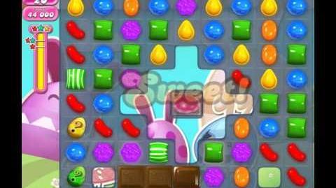 Candy Crush Saga Level 1584 (No booster, 3 Stars)